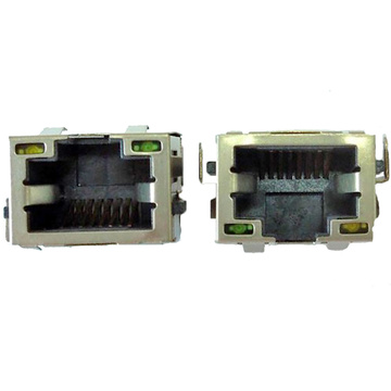 RJ45 8P8C SINK IN With EMI