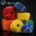 High quality braided  polyethylene PE rope