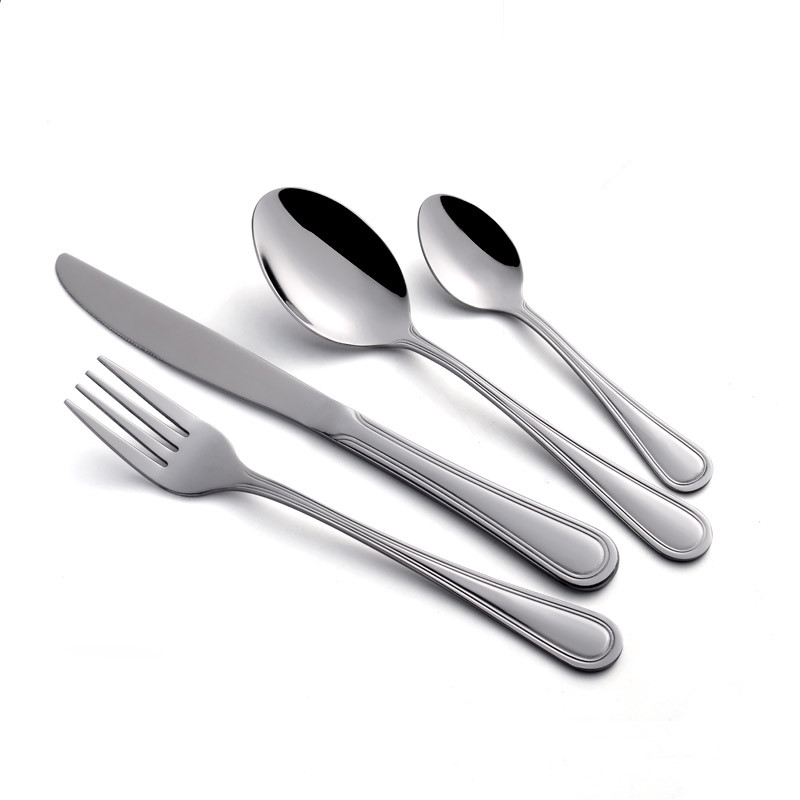 18/0 Hotel Stainless Steel Flatware