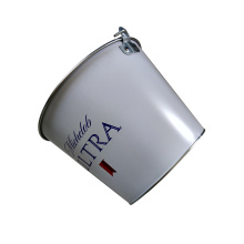 Hot sale good quality for Galvanized Ice Bucket ice bucket with portable handle export to France Importers