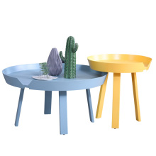 Modern replica Muuto Around table small