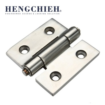 Quality for Steel Hinges Silvery Mirror-Polished 304 SS Industrial External Hinge supply to Saudi Arabia Wholesale