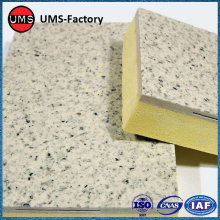 Best Price on for Exterior Wall Insulation Board Interior wall insulation panel foam board export to Italy Manufacturers