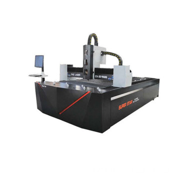 cnc fiber laser cutting machine with servo motor