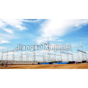 High Definition for Substation Structure Substation Steel Structure export to Chad Manufacturers