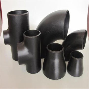 seamless carbon steel 45 degree elbow pipe fitting