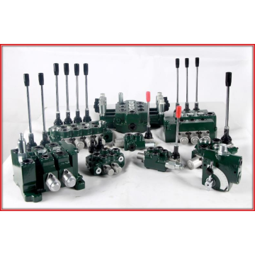 hydraulic sectional  valves