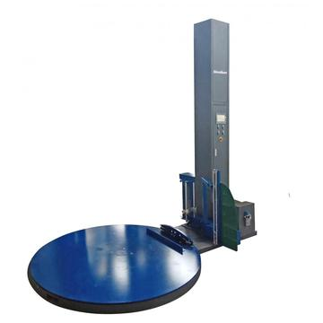 Auto Pallet Stretch PE Cling Film Wrapping Machine