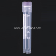 Disposable Medical and Laboratory Cryo Vials