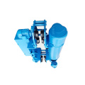 New type hoist electrical for low headroom