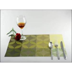 Professional Manufacturer for Pvc Table Pad new flower PVC eat mat decoration cushion export to Italy Wholesale