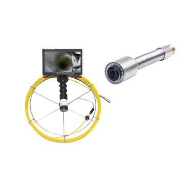Video Inspection Tool for Welding Pipe