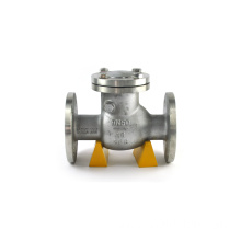 JKTL high performance steel swing check valve dn400 pn16 stainless