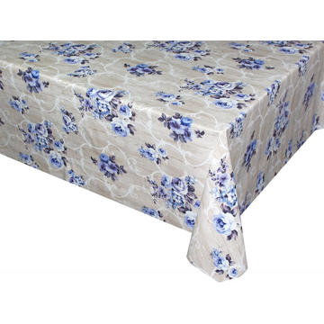 Elegant Tablecloth with Non woven backing Lot