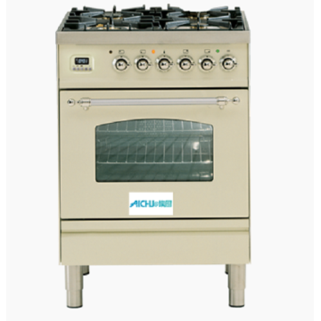 80cm Freestanding Cookers Symbol On Oven