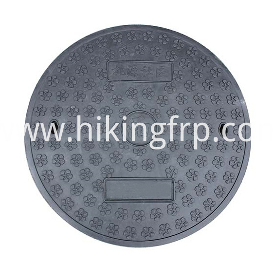 High Pressure Manhole Cover SMC Material
