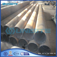 Best Price for for Spiral Pipe Without Flange Spirally carbon welded steel pipe supply to Uganda Manufacturer