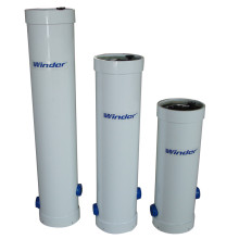 "China for Industrial Water Treatment FRP Filter Cartridge Housing, Water Filter Cartridge Outer Casing Manufacturer in China Water Filter FRP RO Pressure Filter 30"" export to United States Manufacturer"