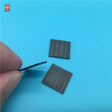 hot-press forming silicon nitride ceramic sheet chip lamina
