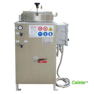 Painting thinner solvent disposal machine