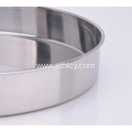 High Quality Round Stainless Steel Cake Pan