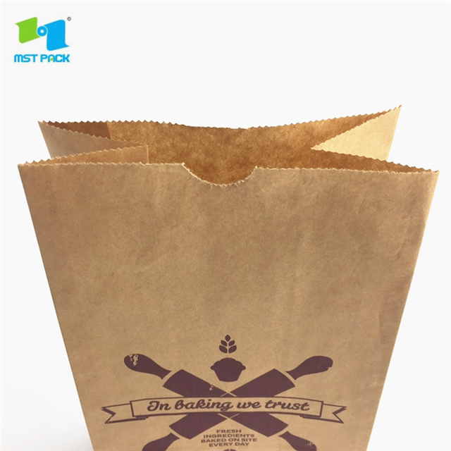 Recycled Fast Food Bags