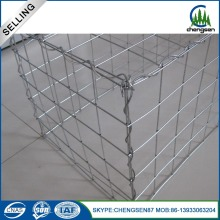 2017 High Quality Welded Gabion Stone Cages