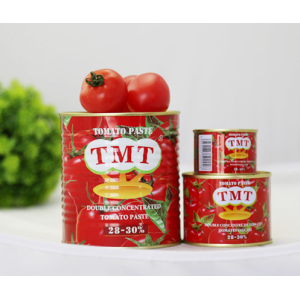 70g-4.5kg canned Tomato Paste with HALAL SGS