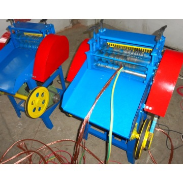 scrap copper cable wire separator