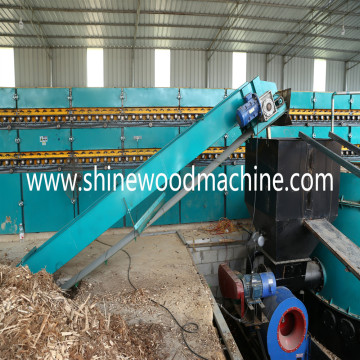 Veneer Hot Press Dryer