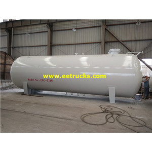 Horizontal ASME 50000L Propane Storage Tanks