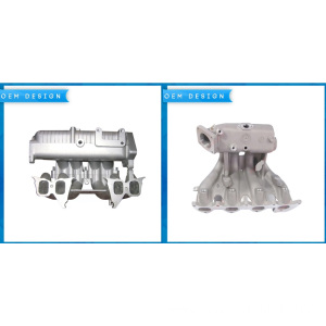 Factory Supplier for Gravity Casting Parts OEM Casting Intake Manifold supply to East Timor Suppliers