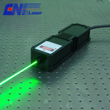 18w 532nm OEM laser for collimation and experiment