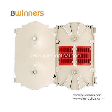 24 Port Optical Fiber Tray