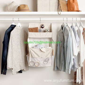 Hanging Closet Accessories Organizer