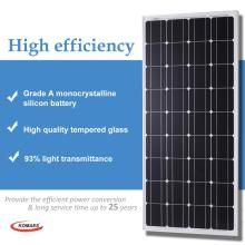 100W Monocrystalline Solar Panel Kits