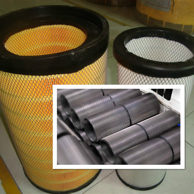 Expanded Metal Mesh For Filtration