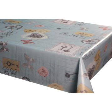 Elegant Tablecloth with Non woven backing Newcastle