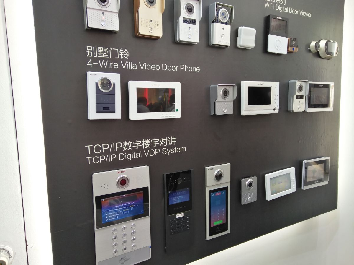 Wireless Wifi Video Door Phone