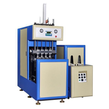 Plastic Blowing Bottle Making Machine 4 Cavity