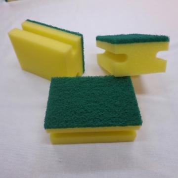 dishes washing kitchen sponge holder scrubber pad