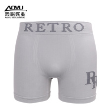 Custom Seamless Underwear Men's Boxer With Free Samples