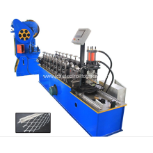 wall angle Galvanize V Profile Rolling Machine