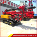 Dingli manufactures high quality crawler augers