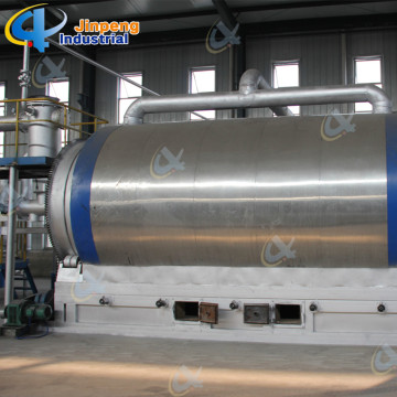 Automatic Refining Crude Oil Machine