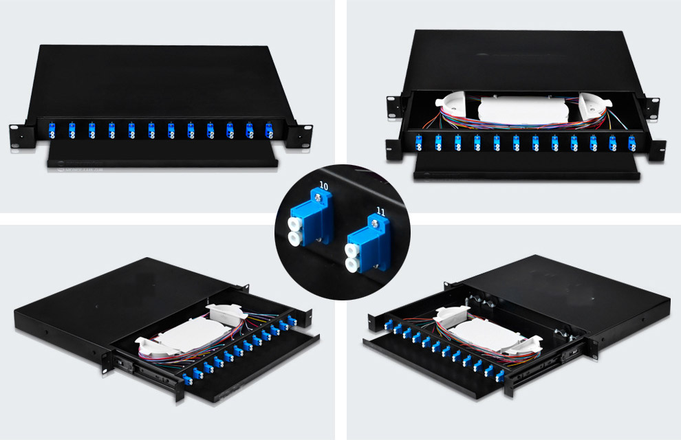Drawer Type Patch Panel