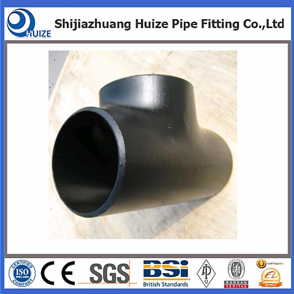 Carbon Steel 3 Way tee with good quality