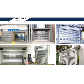 China for Aluminum Spiral High Speed Door,Simple Hard Fast Door,High Speed Spiral Door Manufacturer in China Spiral Air Flow high-speed doors best quality products export to Bosnia and Herzegovina Factories