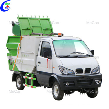 Garbage transport collection electric truck