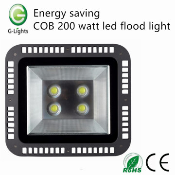 Energy saving COB 200 watt led flood light